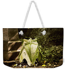 Little House In The Woods Weekender Tote Bag