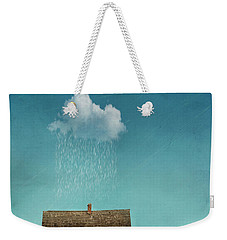 Weekender Tote Bag featuring the photograph Little House Of Sorrow by Juli Scalzi