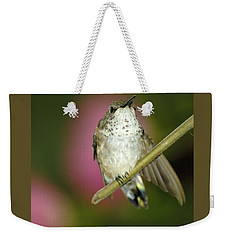 Little Humming Bird Weekender Tote Bag