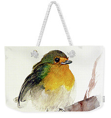 Little Weekender Tote Bag by Jasna Dragun