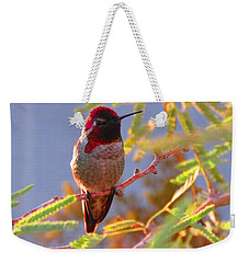 Little Jewel With Wings Second Version Weekender Tote Bag