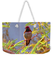 Little Jewel With Wings Third Version Weekender Tote Bag