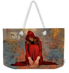 Little Mel Riding Hood Weekender Tote Bag by Trish Tritz