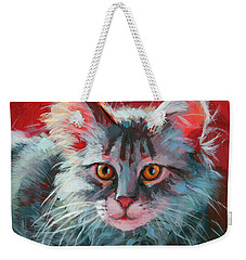 Little Meow Meow Weekender Tote Bag