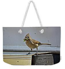 Little Mother Weekender Tote Bag