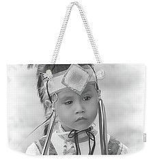 Little Native American Dancer Weekender Tote Bag