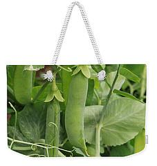 Little Peas Of Summer Weekender Tote Bag