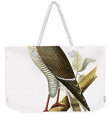 Little Red Billed Hawk Weekender Tote Bag by English School