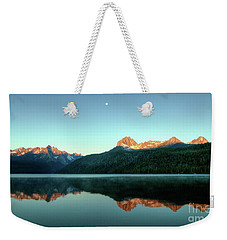 Little Redfish Lake Weekender Tote Bag