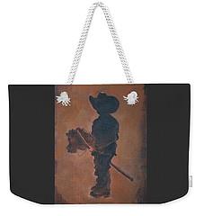 Little Rider Weekender Tote Bag