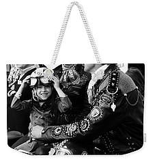 Little Rocker Weekender Tote Bag