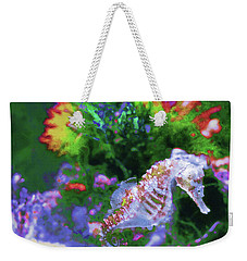 Little Sea Horse Weekender Tote Bag