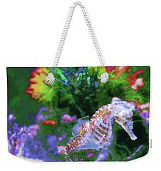 Little Sea Horse Weekender Tote Bag