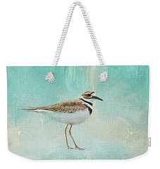 Little Seaside Friend Weekender Tote Bag by Jai Johnson