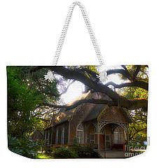 Little Southern Chapel Weekender Tote Bag