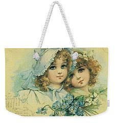 Little Sweethearts 6 Weekender Tote Bag