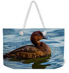 Little Swimmer  Weekender Tote Bag