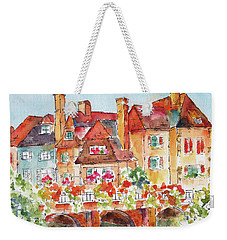 Little Venice Colmar France Weekender Tote Bag