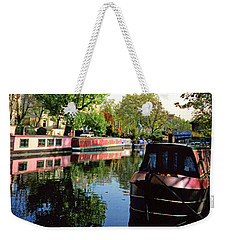 Little Venice Weekender Tote Bag by David Gilbert