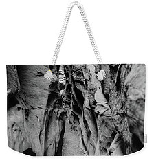 Little Wild Horse Canyon Bw Weekender Tote Bag