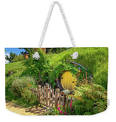 Little Yellow Door Weekender Tote Bag