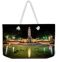Weekender Tote Bag featuring the photograph Littlefield Gateway by David Morefield