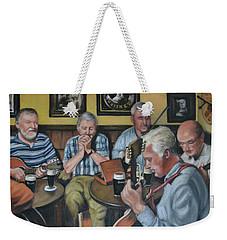 Live At Matt Molloy's Pub Weekender Tote Bag