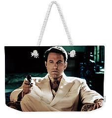 Live By Night Ben Affleck Weekender Tote Bag
