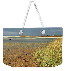 Live Each Day Weekender Tote Bag by Michelle Wiarda