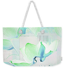 Weekender Tote Bag featuring the photograph Live N Love - Absf15 by Variance Collections