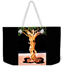 Live Nature Weekender Tote Bag