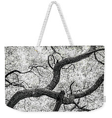 Live Oak Abstract 1 Weekender Tote Bag