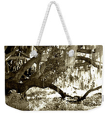 Live Oak Weekender Tote Bag by D Renee Wilson