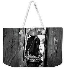 Livelihood Weekender Tote Bag