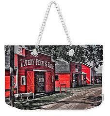 Livery Feed Weekender Tote Bag