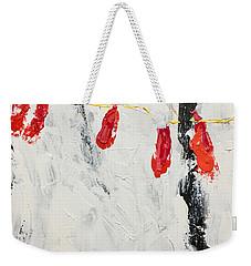 Lives Deflated Weekender Tote Bag