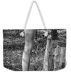 Weekender Tote Bag featuring the photograph Living By Country  by Jacob Smith