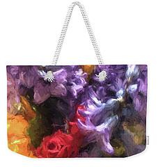Living Color Weekender Tote Bag