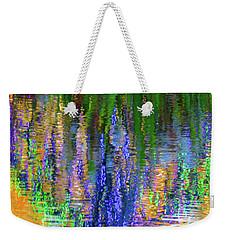 Living Color Reflection Weekender Tote Bag