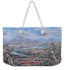 Living Desert Broken Hill Weekender Tote Bag