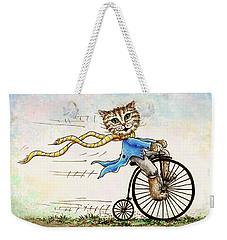 Living Flamboyantly Weekender Tote Bag