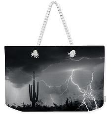 Living In Fear-signed Weekender Tote Bag