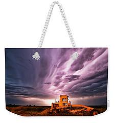 Living Sky In Nebraska Weekender Tote Bag