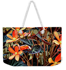 Living Tapestry Weekender Tote Bag