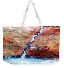 Living Water Weekender Tote Bag by Winsome Gunning