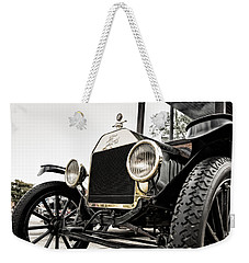 Lizzy Weekender Tote Bag by Caitlyn  Grasso