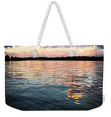 Lkn Water And Sky  I Weekender Tote Bag