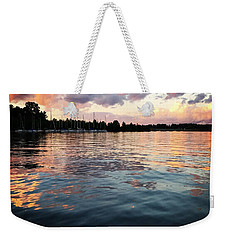 Lkn Water And Sky II Weekender Tote Bag