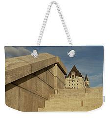 Llegando Al Castillo Weekender Tote Bag