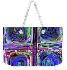 lLetter to Kandisky Weekender Tote Bag by Danica Radman